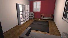 Raumgestaltung kizi2 in der Kategorie Kinderzimmer