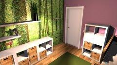 Raumgestaltung KiZi2_KlöPla in der Kategorie Kinderzimmer
