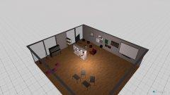 Raumgestaltung Klassenzimmer in der Kategorie Kinderzimmer