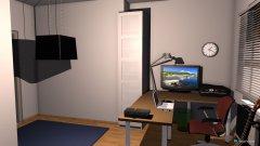 Raumgestaltung Kris Zimmer in der Kategorie Kinderzimmer