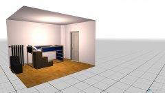 Raumgestaltung Kura2 in der Kategorie Kinderzimmer