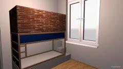 Raumgestaltung kura5 in der Kategorie Kinderzimmer