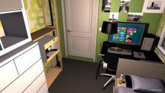 Raumgestaltung Léon´s Zimmer in der Kategorie Kinderzimmer