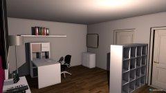 Raumgestaltung Laras Zimmer in der Kategorie Kinderzimmer