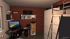 Raumgestaltung Larissa KZ 3 in der Kategorie Kinderzimmer