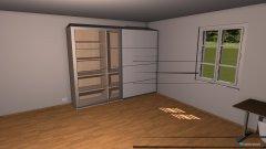 Raumgestaltung larissas traumzimmer in der Kategorie Kinderzimmer