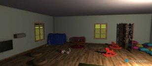 Raumgestaltung Lastetuba in der Kategorie Kinderzimmer