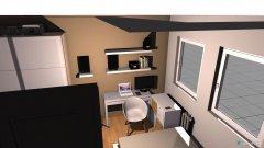 Raumgestaltung Lauras Zimmer in der Kategorie Kinderzimmer