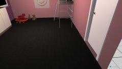 Raumgestaltung Lea Kinderzimmer in der Kategorie Kinderzimmer