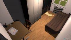 Raumgestaltung Lea Zimmer in der Kategorie Kinderzimmer