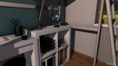 Raumgestaltung Lee-Roys Raum in der Kategorie Kinderzimmer