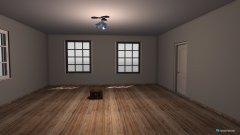 Raumgestaltung leeres zimmer in der Kategorie Kinderzimmer