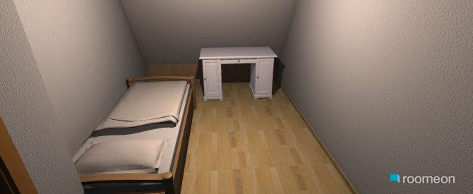 Raumgestaltung Leifs Zimmer in der Kategorie Kinderzimmer