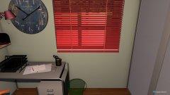 Raumgestaltung Lenas Zimmer Version 1 in der Kategorie Kinderzimmer