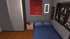 Raumgestaltung Lenas Zimmer Version 3 in der Kategorie Kinderzimmer