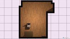 Raumgestaltung Lenas Zimmer in der Kategorie Kinderzimmer