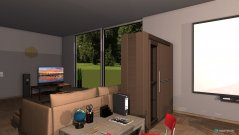 Raumgestaltung Leonies Traum Zimmer in der Kategorie Kinderzimmer