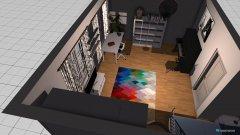 Raumgestaltung Letizias Zimmer_2 in der Kategorie Kinderzimmer