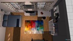 Raumgestaltung Letizias Zimmer_3 in der Kategorie Kinderzimmer