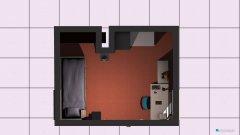 Raumgestaltung Lia  in der Kategorie Kinderzimmer