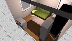 Raumgestaltung Lina2 in der Kategorie Kinderzimmer