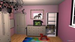 Raumgestaltung linazimmer in der Kategorie Kinderzimmer