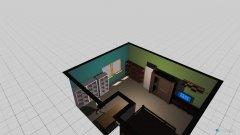 Raumgestaltung Lisa Kinderzimmer in der Kategorie Kinderzimmer