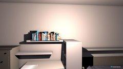 Raumgestaltung Lisa Zimmer 2. variante in der Kategorie Kinderzimmer