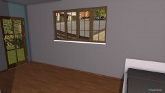 Raumgestaltung Lisas Zimmer in der Kategorie Kinderzimmer