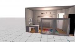 Raumgestaltung Liv Zimmer in der Kategorie Kinderzimmer