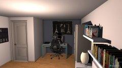 Raumgestaltung Luca 2 in der Kategorie Kinderzimmer