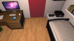 Raumgestaltung Luca Zimmer in der Kategorie Kinderzimmer