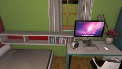 Raumgestaltung Lucas Zimmer in der Kategorie Kinderzimmer