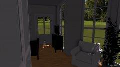 Raumgestaltung Luisa´s Zimmer im Wohnzimmer in der Kategorie Kinderzimmer