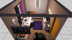 Raumgestaltung Luisa´s Zimmer in der Kategorie Kinderzimmer