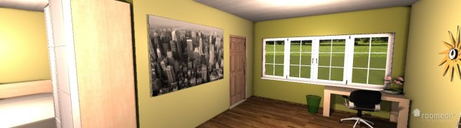 Raumgestaltung Lukas's Zimmer in der Kategorie Kinderzimmer