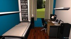 Raumgestaltung Mój pokój 1  in der Kategorie Kinderzimmer