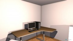 Raumgestaltung Malik Zimmerplanung in der Kategorie Kinderzimmer