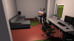 Raumgestaltung Maltes zimmer in der Kategorie Kinderzimmer