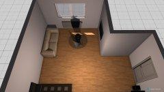 Raumgestaltung Marcos Zimmer 2.0 in der Kategorie Kinderzimmer
