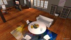 Raumgestaltung Mareikes Zimmer in der Kategorie Kinderzimmer
