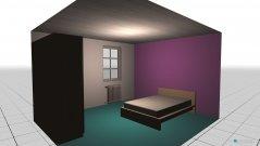 Raumgestaltung Maryam Zimmer-01 in der Kategorie Kinderzimmer