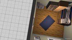 Raumgestaltung mattis zimmer in der Kategorie Kinderzimmer