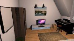 Raumgestaltung Maxis Zimmer in der Kategorie Kinderzimmer