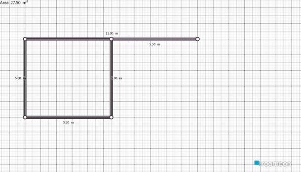 Raumgestaltung Mein Haus in der Kategorie Kinderzimmer