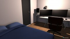Raumgestaltung Mein Traum Zimmer in der Kategorie Kinderzimmer