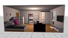 Raumgestaltung mein Traum Zimmwe in der Kategorie Kinderzimmer