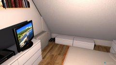 Raumgestaltung Mein Zimmer -  My Room in der Kategorie Kinderzimmer