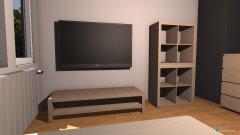 Raumgestaltung Mein Zimmer ohne Einrichtung in der Kategorie Kinderzimmer
