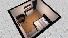 Raumgestaltung Mein Zimmer v1 in der Kategorie Kinderzimmer